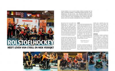 Artikel in Businessblad Goeie Zaken